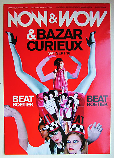 Bazar Curieux at the Now & Wow