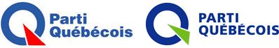 Logos du Parti Québécois